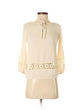 Pomelo Long Sleeve Blouse Size S