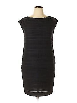 Evan Picone Casual Dress Size L (Petite)