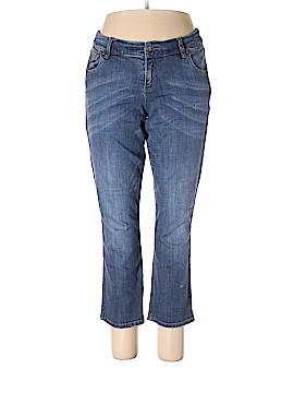 Z.Cavaricci Jeans Size 20 (Plus)
