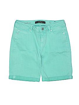 Liverpool Jeans Company Khaki Shorts Size 4