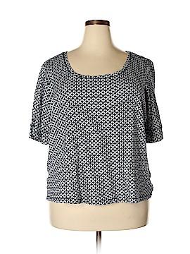 Jones New York Sport Short Sleeve T-Shirt Size 3X (Plus)