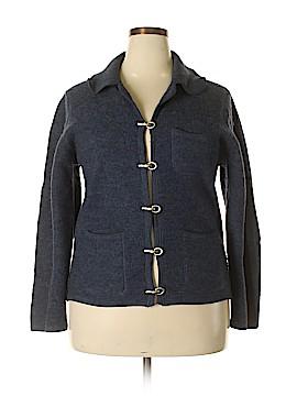 Andrea Viccaro Wool Coat Size XL