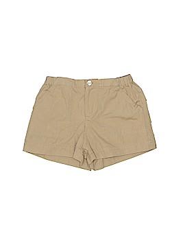 Papo d'Anjo Khaki Shorts Size 6