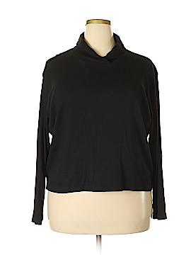 Lauren Jeans Co. Long Sleeve Top Size 2X (Plus)