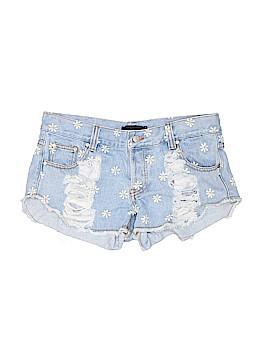 Mink Pink Denim Shorts Size S