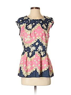 Pim + Larkin Short Sleeve Blouse Size S