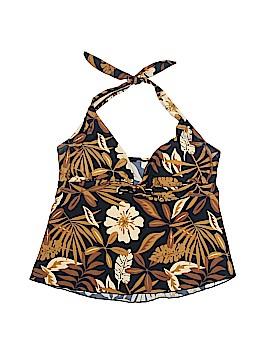 Shore Shapes Swimsuit Top Size 10