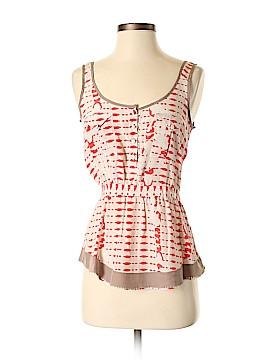 Vena Cava Sleeveless Silk Top Size 2