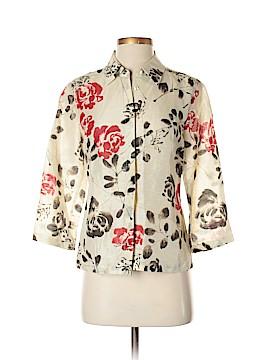 Tommy Bahama 3/4 Sleeve Blouse Size 2