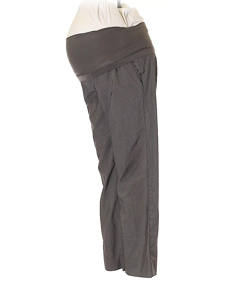 6c04a239b0ff3 Liz Lange Maternity for Target Solid Gray Dress Pants Size XS ...