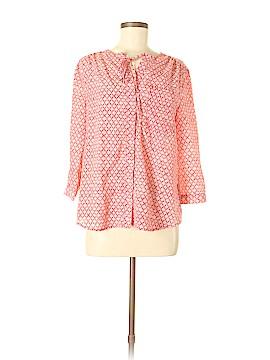 Silkland 3/4 Sleeve Blouse Size M