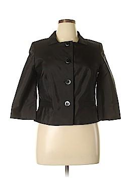Liz Claiborne Silk Blazer Size 14 (Petite)