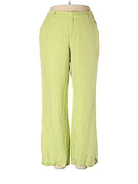 Lauren by Ralph Lauren Linen Pants Size 14