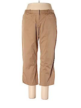 Casual Corner Khakis Size 16