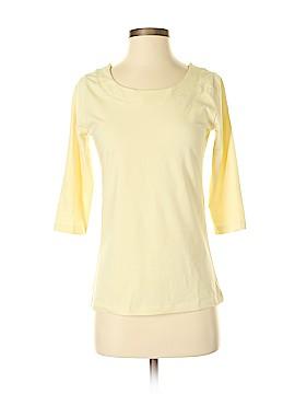 J. Peterman 3/4 Sleeve Top Size XS