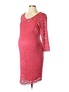 Jessica Simpson Maternity Casual Dress Size L (Maternity)