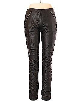 ABS Allen Schwartz Faux Leather Pants Size L