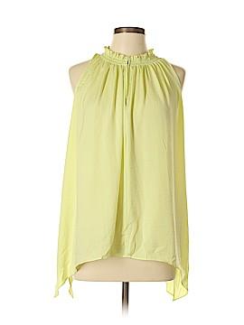 RACHEL Rachel Roy Sleeveless Blouse Size 0X (Plus)