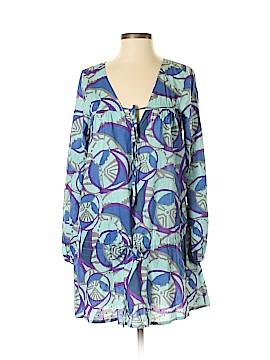 Antik Batik Long Sleeve Blouse Size S
