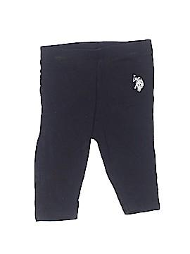 U.S. Polo Assn. Leggings Size 3-6 mo