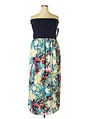 RACHEL Rachel Roy Women Casual Dress Size 2X (Plus)