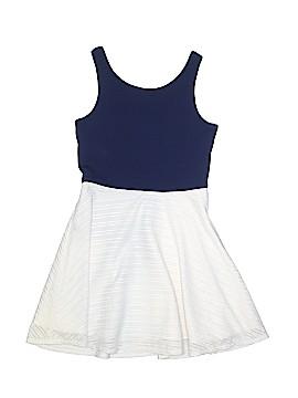 Aqua Dress Size L (Youth)