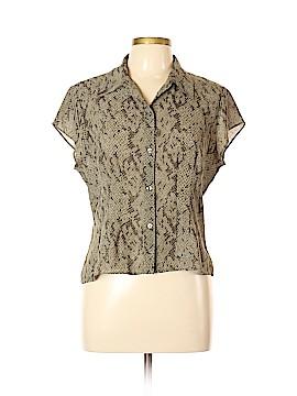 NY&Co Sleeveless Blouse Size L
