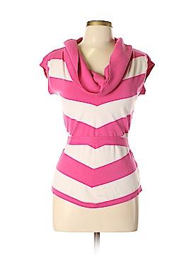 Cache Silk Pullover Sweater Size L