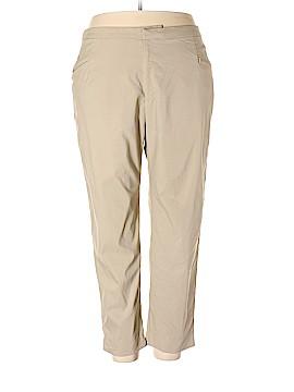Merona Khakis Size 24w (Plus)