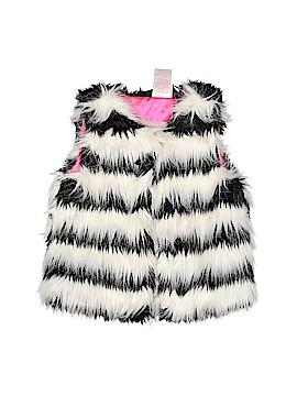 Nannette Faux Fur Vest Size 5