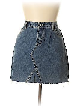 Unbranded Clothing Denim Skirt Size XL