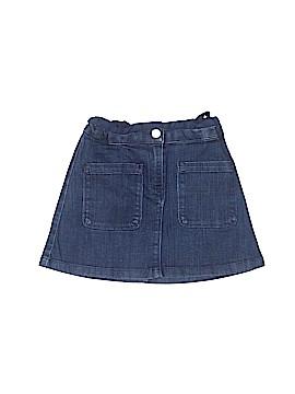 Jacadi Denim Skirt Size 6