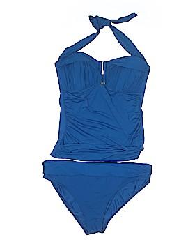 Bleu Rod Beattie Two Piece Swimsuit Size 12