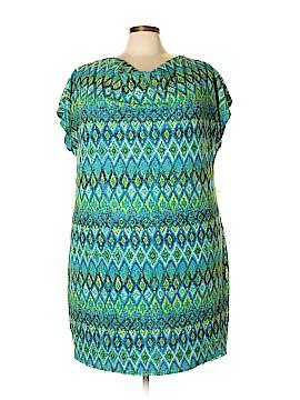 Avenue Casual Dress Size 30 - 32 Plus (Plus)