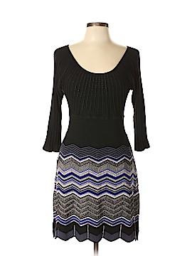 Nine West Casual Dress Size L (Petite)