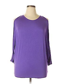 Ralph Lauren 3/4 Sleeve Top Size L