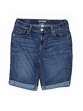 Cat & Jack Denim Shorts Size X-Large youth(14-16)