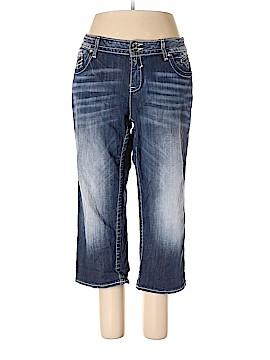 Vigoss Jeans Size 24 (Plus)