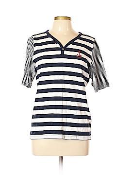 Nautica Short Sleeve Henley Size XL