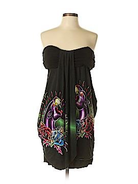 Christian Audigier Casual Dress Size L