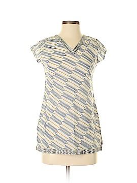 Fabindia Short Sleeve Blouse Size XS
