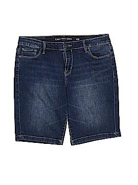CALVIN KLEIN JEANS Denim Shorts 29 Waist