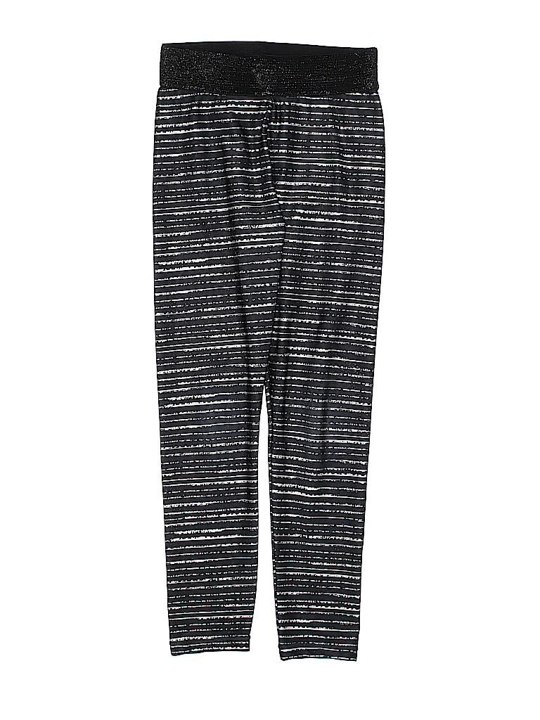 02277a4f003ea Justice Solid Black Leggings Size 10 - 30% off | thredUP