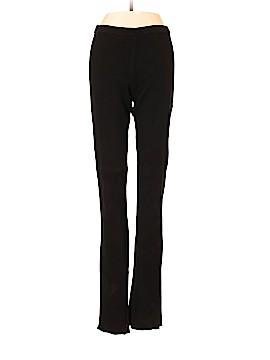 Elie Tahari Leather Pants Size 0
