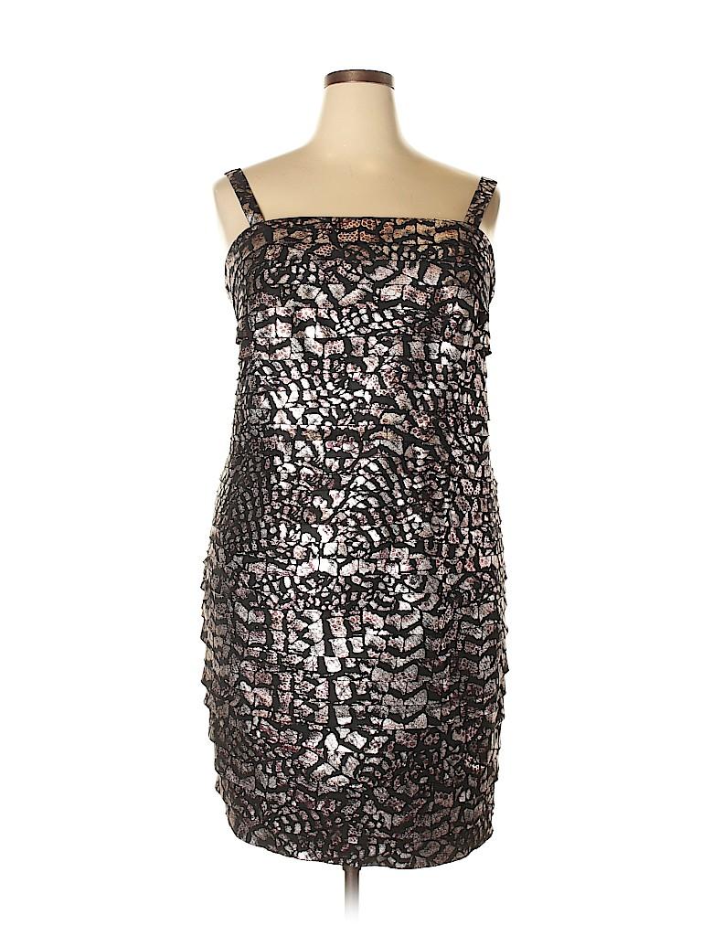 DressBarn Women Cocktail Dress Size 20 (Plus)