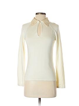 Ellen Tracy Long Sleeve Polo Size XS