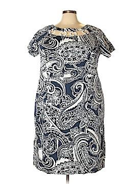 Le Bos Casual Dress Size 24W (Plus)