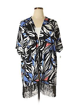 NY Collection Kimono Size 2X (Plus)
