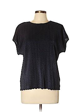 TanJay Short Sleeve Blouse Size L