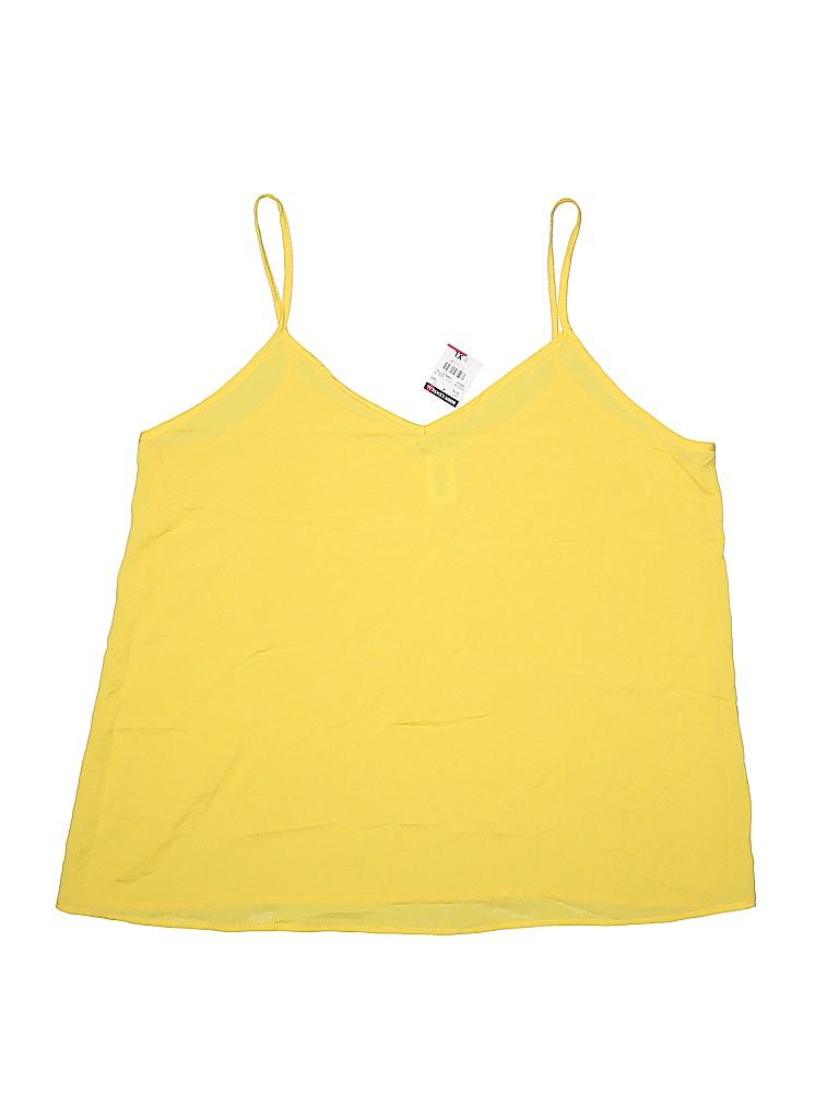 Body Central Women Sleeveless Blouse Size XL